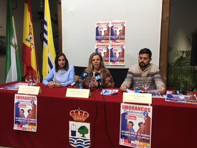 Los Morancos llegarán en verano a Isla Cristina con Antonimos, su nuevo espectáculo