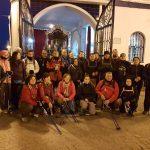 Isla Cristina comienza a andar hasta el Rocío