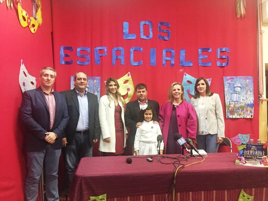 Presentado el Pregonero del Carnaval de Isla Cristina