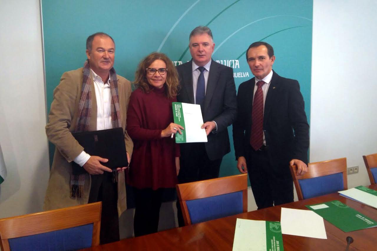 Mancomunidad recibe la resolución del nuevo Taller de Empleo 'Quercus' que financiará la Junta de Andalucía en Islantilla