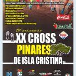 Cartel y Bases del XX Cross Pinares de Isla Cristina