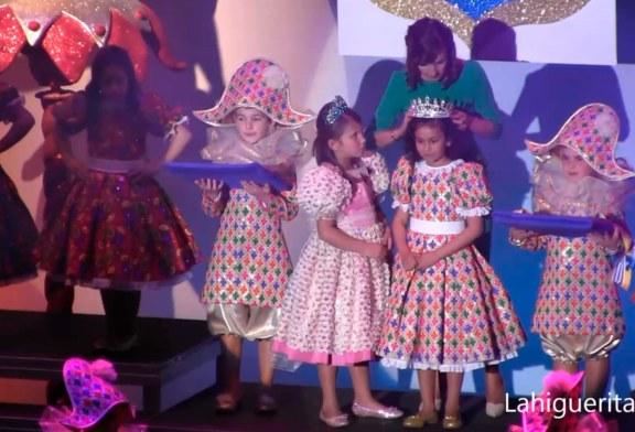 Coronación de la Reina Infantil del Carnaval de Isla Cristina 2018