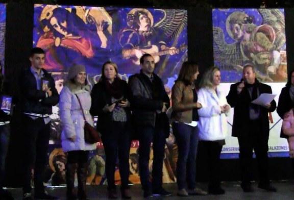 Ganadores del Concurso de belenes 2017 en Isla Cristina
