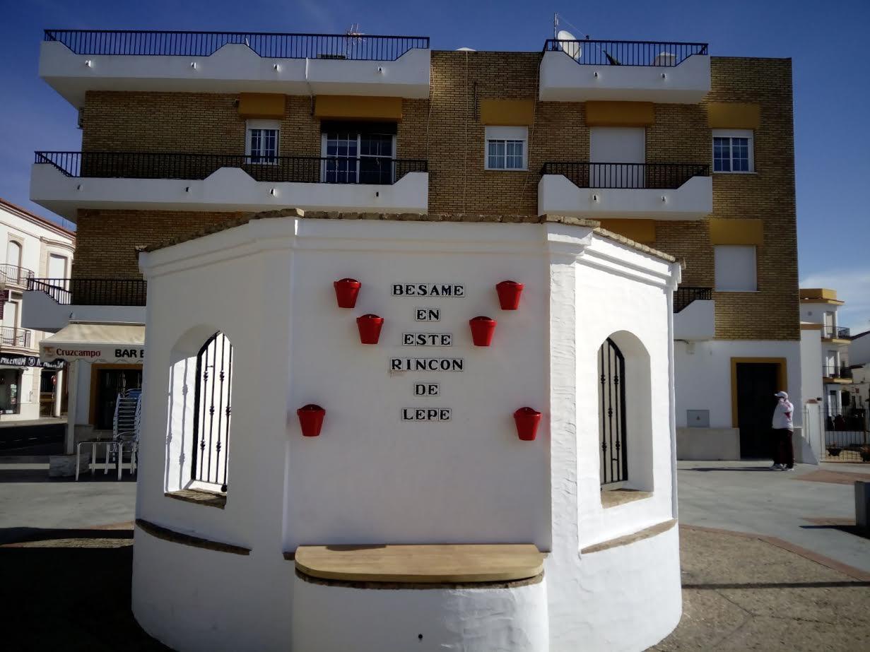 """El Ayuntamiento de Lepe inaugura este martes su """"Rincón de los Enamorados"""""""