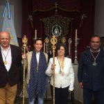 Isla Cristina acude a la peregrinación de San Juan del Puerto