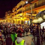 Isla Cristina vive intensamente el Miércoles de Ceniza
