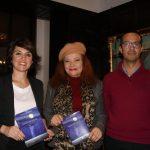 La escritora Alicia Romano presenta su novela en Isla Cristina en el marco de la celebración del 8M