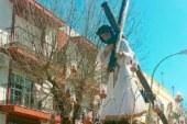 Cristo de los Estudiantes del C.E.I.P. Sebastián Urbano Vázquez de Isla Cristina 2018