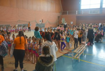 "III torneo de Gimnasia Rítmica del ""Club La Higuerita"" de Isla Cristina 2ª parte"
