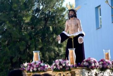 Procesión del Cristo de la humildad de la Barriada de la Punta del Caimán de Isla Cristina 2018