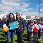 Isla Cristina está celebrando sus Mini Olimpiadas 2018