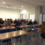 Empresarios participan en un módulo formativo del Proyecto SICTED