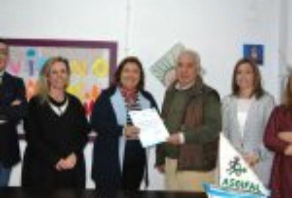Giahsa subvenciona sendas asociaciones sin ánimo de lucro de Isla Cristina
