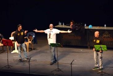 """Cuarteto """"Un día de ensayo"""" en el Carnaval de Isla Cristina 2018"""