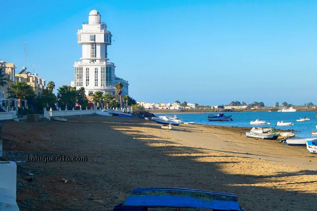 Encuentran el cadáver de una mujer en la playa del Cantil de Isla Cristina