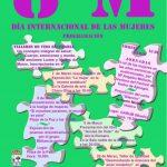 Clausura Actos Día Internacional de la Mujer.