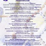 El Ayuntamiento de Lepe presenta los actos conmemorativos del día internacional de la mujer