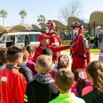 Isla Cristina celebra su VIII Exhibición de Medios y Cuerpos de Seguridad y Emergencias