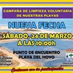 Campaña de voluntariado para la limpieza de Playas de Isla Cristina