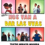 """El taller municipal de teatro de Isla Cristina presenta """"Nos van a dar las uvas"""""""