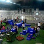 Los empleados de la lonja de Isla Cristina aprueban en asamblea convocar una huelga ante