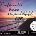 """El Ayuntamiento de Lepe organiza mañana en la Antilla la jornada de limpieza """"Voluntarios Ecoplayas"""""""