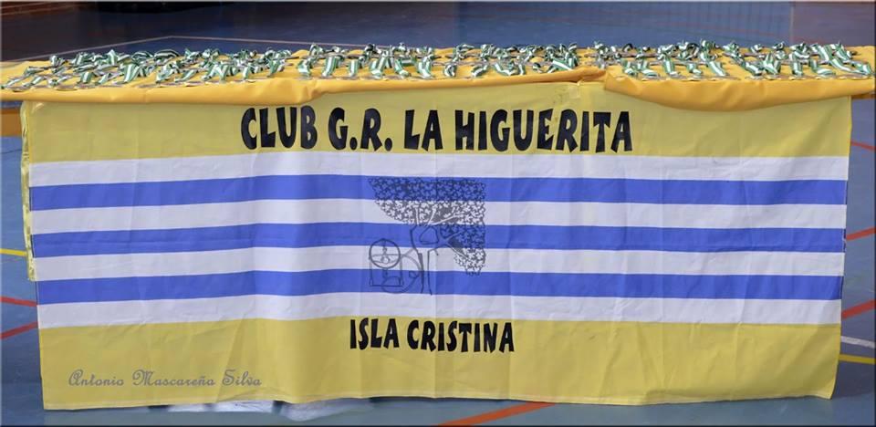 Las Gimnasta del Club de Gimnasia Rítmica La Higuerita clasificada para la fase final de la Provincia en Juego