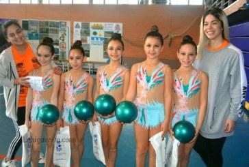 Torneo de gimnasia rítmica La Higuerita marzo 2018