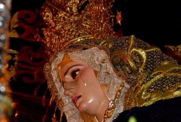 Hermandad de la Buena Muerte en la Semana Santa de Isla Cristina 2018