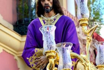 Hermandad del Cautivo en la Semana Santa de Isla Cristina 2018
