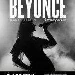 """María Badel en """"Beyonce"""" Spain Tour tribute en el Teatro Municipal Horacio Noguera de Isla Cristina"""