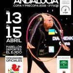 El Club de Gimnasia Rítmica La Higuerita en el Campeonato de Andalucía, Copa y Precopa 2018