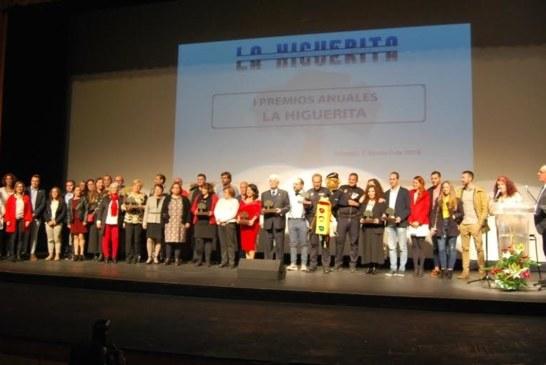 "I Gala Premios Periódico ""La Higuerita"" 2018"