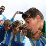 El Málaga CF, claro vencedor del Alevín en el cierre de la segunda edición de la Gañafotr CUP 2018