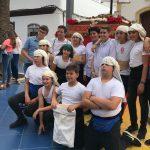 XXXI Desfile de las Cruces de Mayo en Isla Cristina