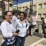 Concentración en Isla Cristina por unas pensiones dignas