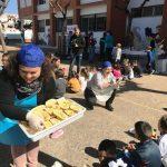 Comienza la XI Campaña de Desayunos Saludables para escolares de Isla Cristina