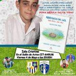 Presentación de 'Abrazos de gol' en el Salón de Actos CIT-GARUM de Isla Cristina