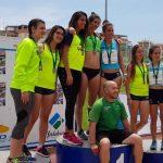 Celebrado este fin de semana el Campeonato Andaluz de Pruebas Combinadas de Atletismo