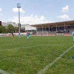 Más de medio millar de niños se disputaron el Mojama Cup de Isla Cristina
