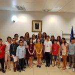 Celebrado el primer Pleno Infantil en Isla Cristina