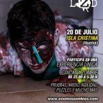 llega el Evento de Supervivencia Zombie a Isla Cristina
