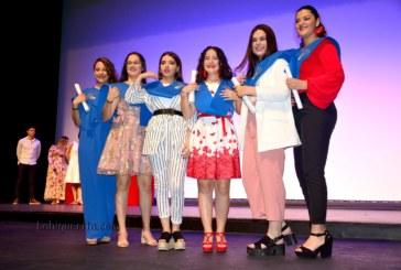 Gala de graduación de los alumnos de 4º de ESO del IES Padre José Miravent de Isla Cristina