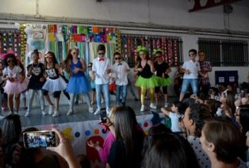 Fiesta fin de curso 2017-2018 de 1º a 4º de primaria del CEIP El Carmen de Isla Cristina