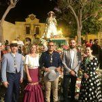 La Redondela comienza sus fiestas con la tradicional Romería en honor a su Patrona la Virgen de la Esperanza