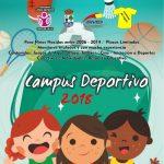 ALD Costa de la Luz abre el plazo de inscripción para el Campus Deportivo de Verano 2018 en Isla Cristina