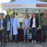 Isla Cristina celebra un año más el Día en el que se lucha contra el tabaquismo