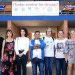 Celebrado en Isla Cristina el partido a beneficio de ARATI