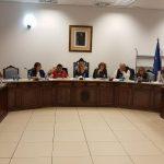 El pleno del ayuntamiento isleño pide celeridad en el arreglo de las playas