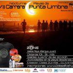 VII edición de la carrera nocturna Playas de Punta Umbría